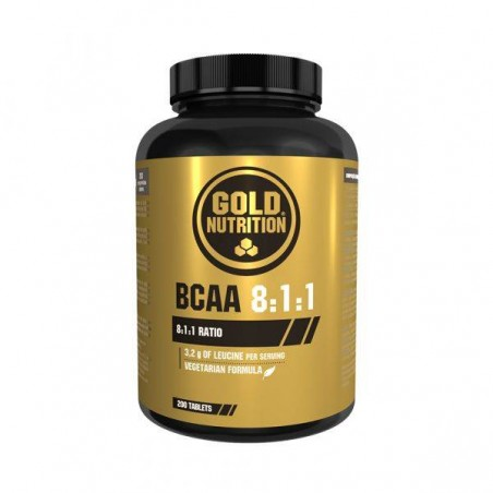 Gold Nutrition BCAA 8:1:1