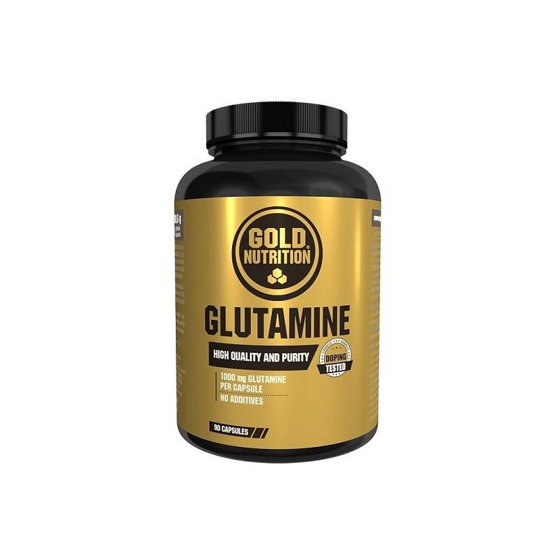 Gold Nutrition Glutamine 90 caps
