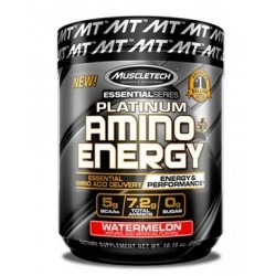 Muscletech Platinum Amino+ Energy 295g
