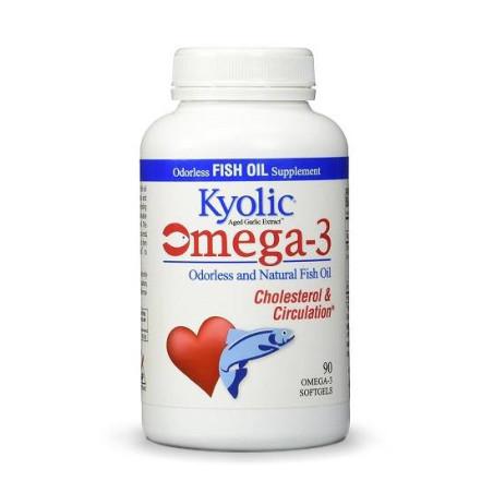 Kyolic® Omega 3 - 90 caps