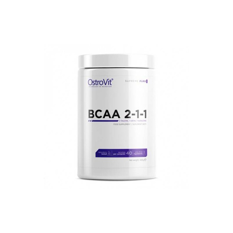 BCAA 2-1-1 - 400g