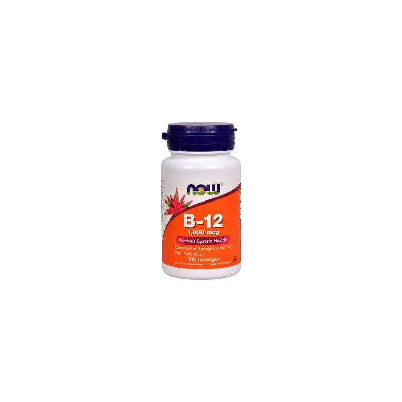 Now Foods Vitamin B-12
