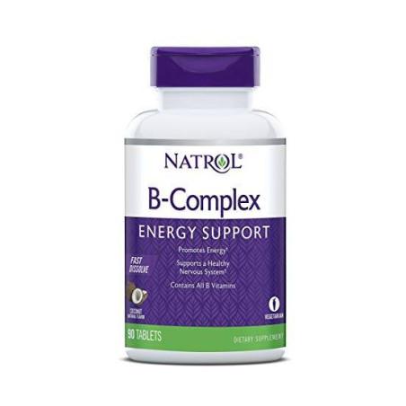 Natrol B-Complex 90 tabs