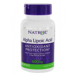 Natrol Alpha Lipoic Acid 600mg