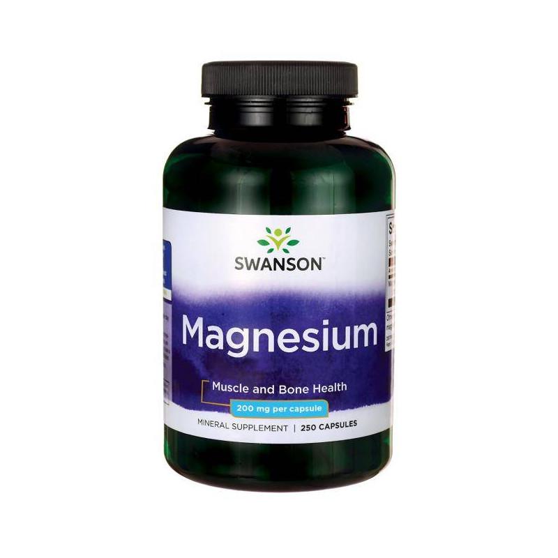 Magnesium 250 caps