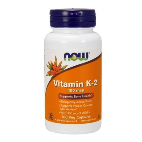 Now Foods Vitamin K-2