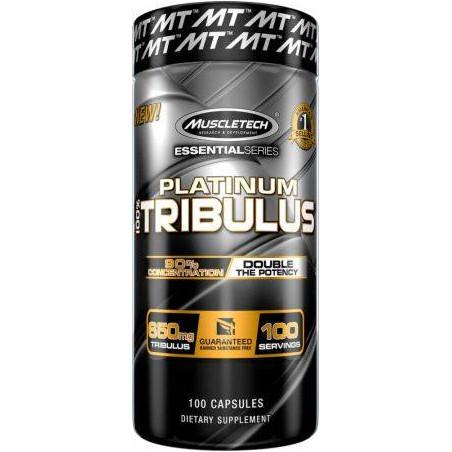 Platinum 100% Tribulus 100 caps