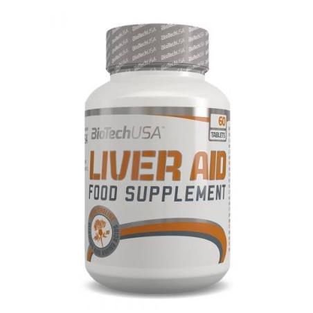 Liver Aid 60 caps