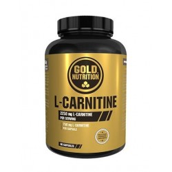 Gold Nutrition L-Carnitine 60 cápsulas