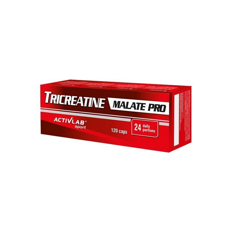 Tricreatine Malate Pro 120 caps