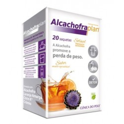 Alcachofra Plan Solúvel 20 saquetas