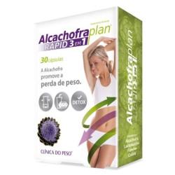 Fharmonat Alcachofra Plan Rapid 3 em 1