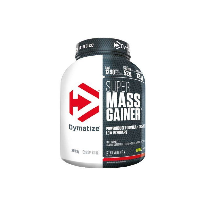 Super Mass Gainer 2943g