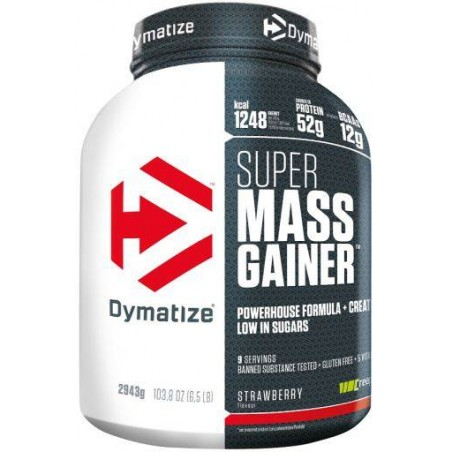Dymatize Super Mass Gainer 2943g