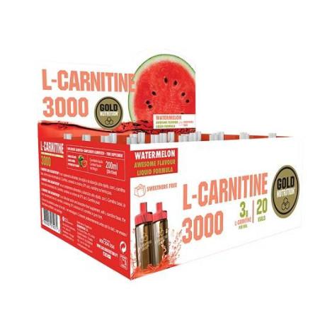 Gold Nutrition L-Carnitine 3000