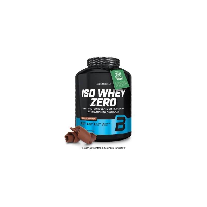 Biotech Iso Whey Zero 2270g