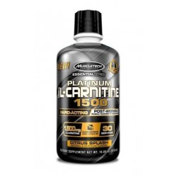 Muscletech Platinum 100 % L-Carnitine 1500