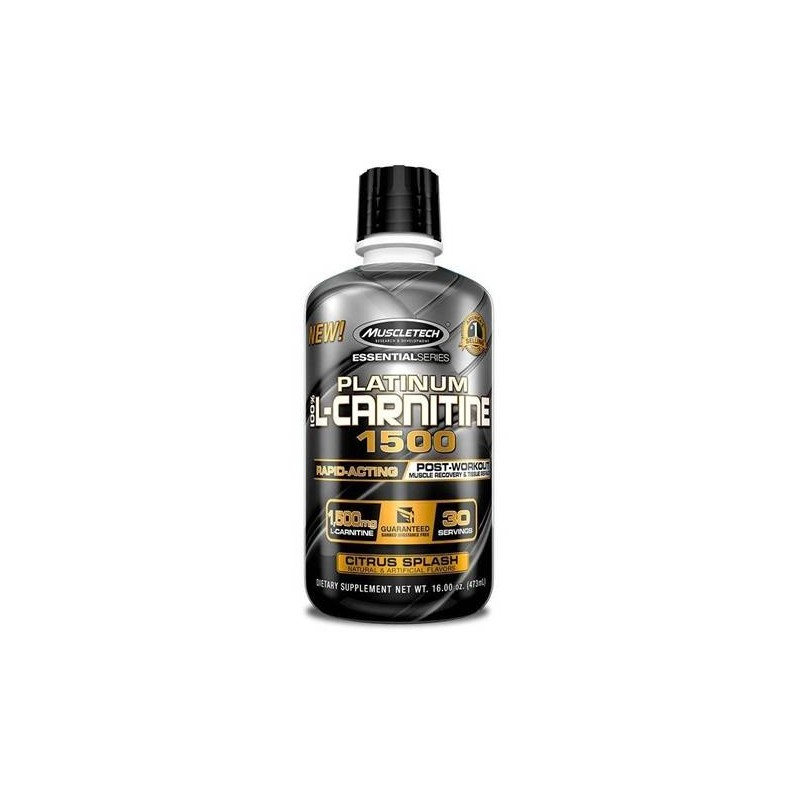 Platinum L-Carnitine 1500 - 473ml