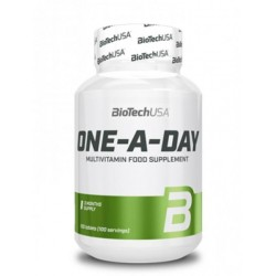 Biotech USA One-A-Day 100 tabs