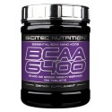 Scitec BCAA 6400 125 tabs