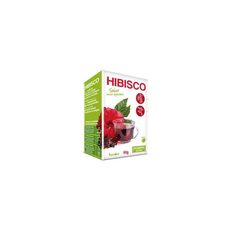 Hibisco Solúvel 20 saquetas