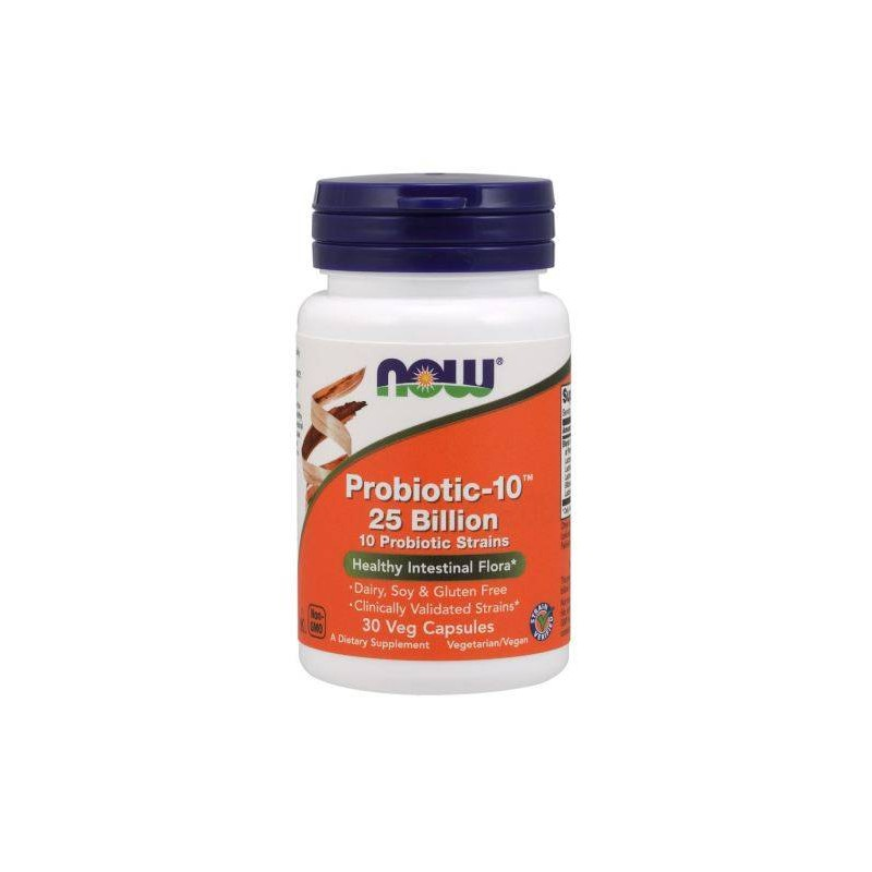 Now Foods Probiotic-10™ 25 Billion