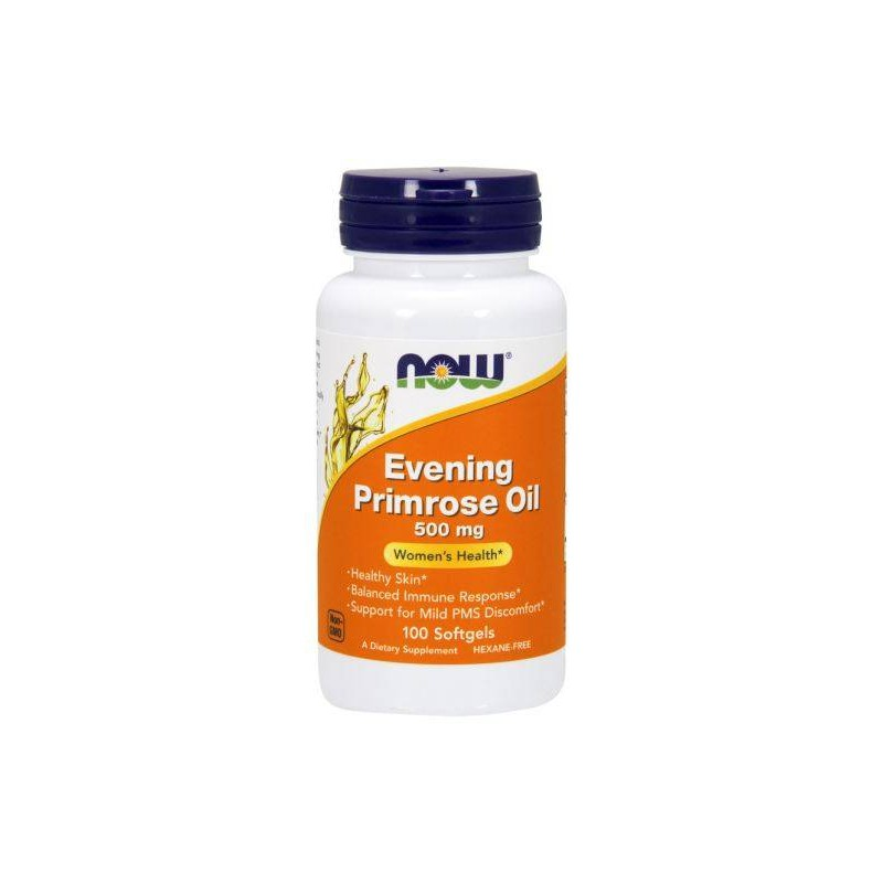 Evening Primrose Oil 500mg  100 Softgels