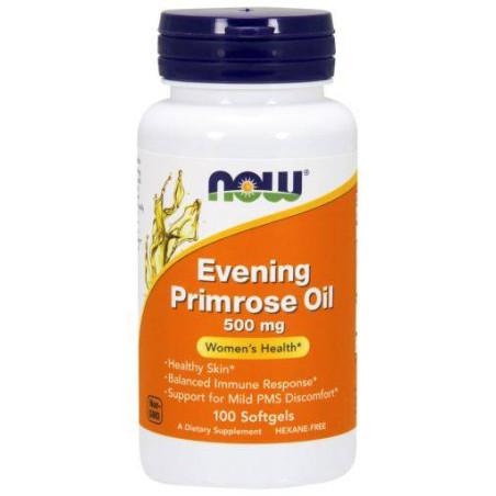 Evening Primrose Oil 500mg  100 Softgels