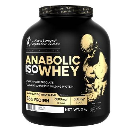 Kevin Levrone Anabolic Iso Whey 2000g