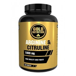 GoldNutrition Arginine & Citruline