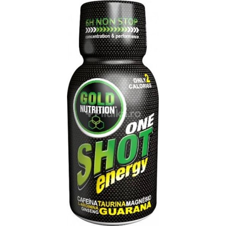 GoldNutrition One Shot Energy