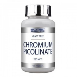 Chromium Picolinate 100 Caps
