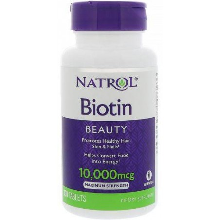 Natrol® Biotin 1000mcg