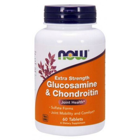 Now Foods Glucosamine & Chondroitin Extra Strength