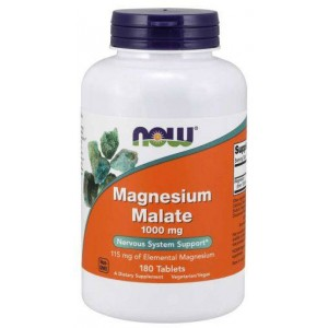 Magnesium Malate 1000 mg 180 tabs