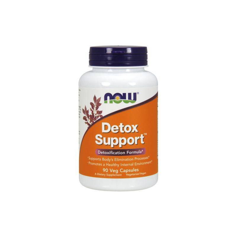 Detox Support 90 Vcaps - EXP 03/2020