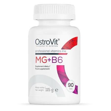 Mg + B6 - 90 tabs