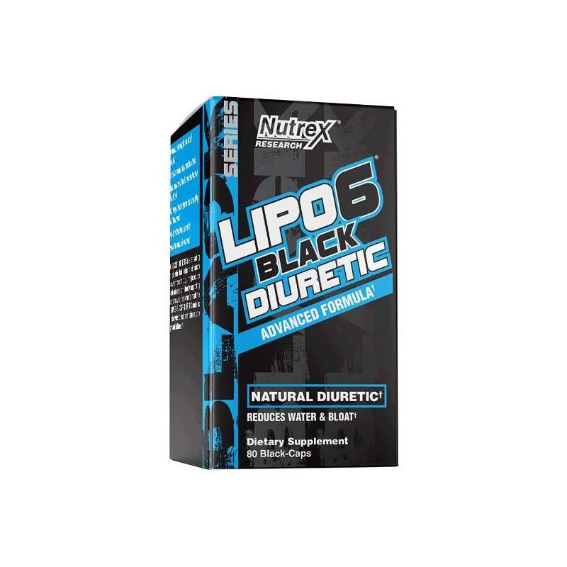 Nutrex Lipo 6 Black Diuretic