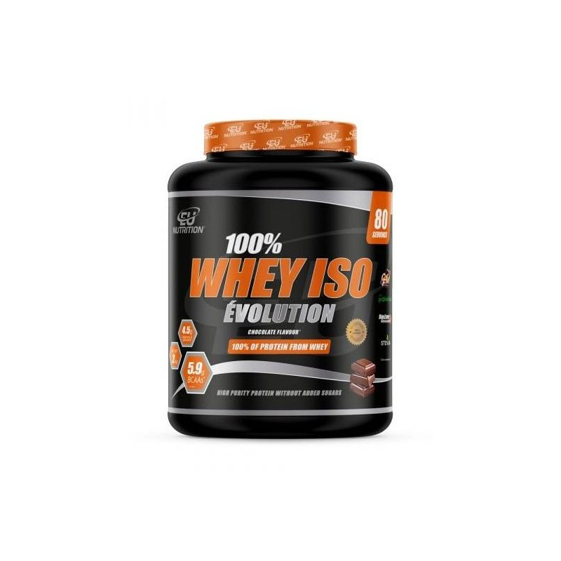 EU 100% Whey Isolate Évolution 2kg