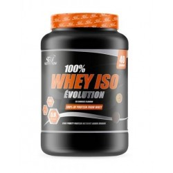 EU 100% Whey Isolate Évolution