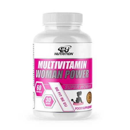 EU Nutrition Multivitamin Woman Power