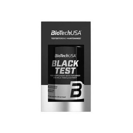 Biotech Black Test.