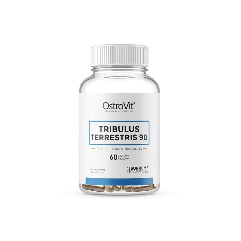 Tribulus Terrestris 90 - 60 caps