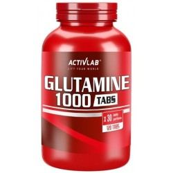 Activlab Glutamine 1000.