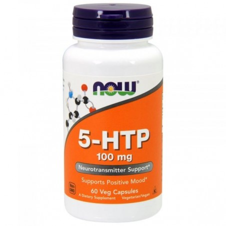 Now Foods 5-HTP 100mg