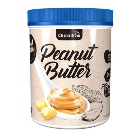 Quamtrax Peanut Cream 1000g