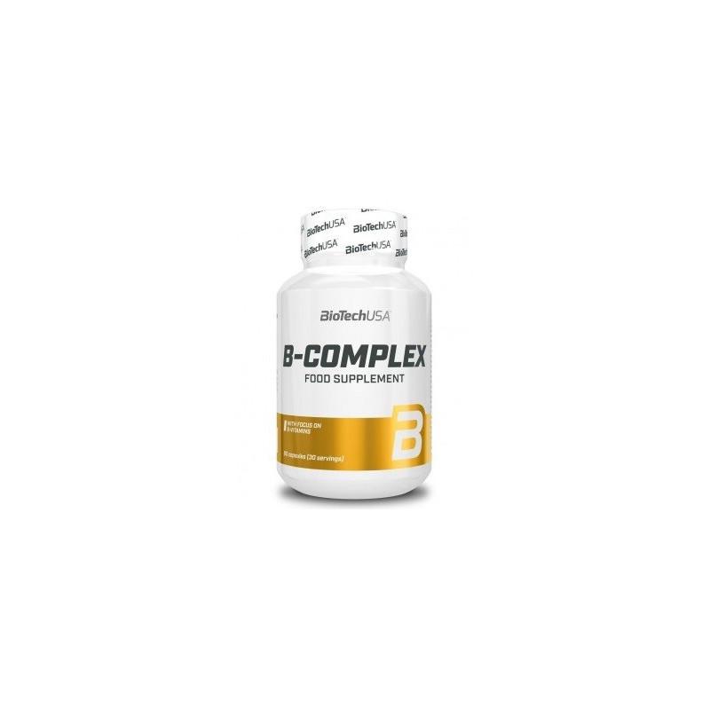 Biotech B-Complex 60 tabs