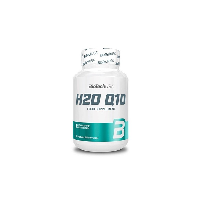 Biotech H2O Q10 60caps