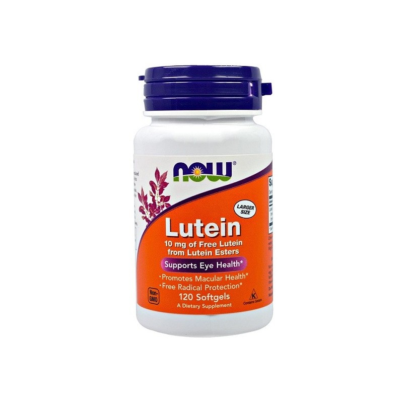 Now Foods Lutein 120 caps