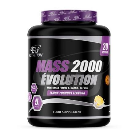 Mass 2000 Évolution 2000g